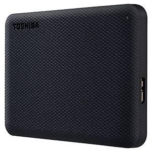 Toshiba Canvio Premium USB 3.0 külső merevlemez 4 TB 2.5  , sötétszürke