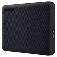 Toshiba Canvio Advance USB 3.0 externe harde schijf, 2.5 , 4 TB, zwart