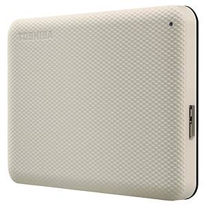 Disque dur externe Toshiba Canvio Advance USB 3.0, 2.5 , 4 To, beige