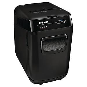 Fellowes AutoMax 200M Aktenvernichter, DIN P-5, Micro-Cut