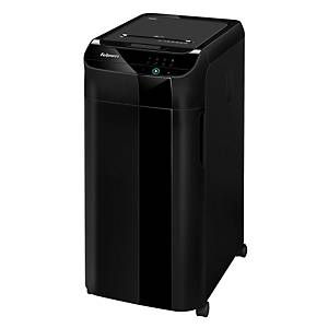 Fellowes Automax 350C  Shredder Cross-Cut P-4 68L