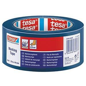 Tesa 60760 lattiateippi 50mm x 33m sininen