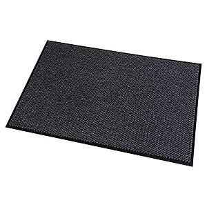 Türmatte Paperflow Mikrofaser, 60x90 cm, grau