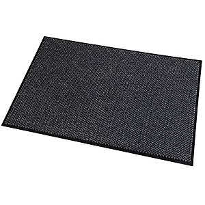 Paperflow Microfiber Doormat 60x90cm Grey