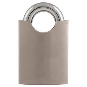 Cadeado Pavo - aço - com chave