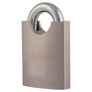 Bezpečnostný zámok Pavo, veľkosť: 5 x 6,6 x 2 cm