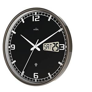 Cep 11076 Clock With Digital Screen Radio Controlled