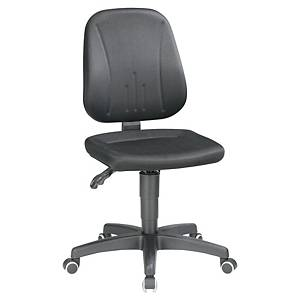 Prosedia 9653 industriële bureaustoel, stof, zwart