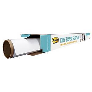 Post-It Super Sticky Dry Erase Film Def 6X4-Eu 1.219M X 1.829M