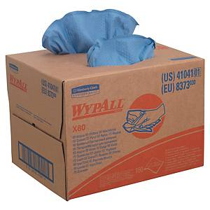 Wypall 8373 X80 Wiping cloths - Pack of 160