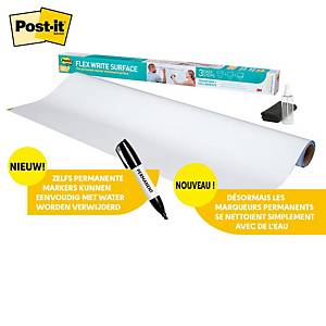 Post-it® Super Sticky Dry Erase Whiteboard film 60,9 x 91,4 cm