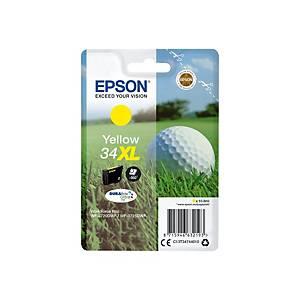 Cartucho de tinta Epson 34XL - amarillo