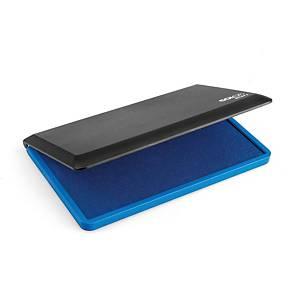 Almofada com tinta n.º 3 Colop - 90 x 160 mm - azul