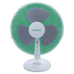 Ventilateur sur table Taurus Ponent 16C - 3 vitesses - Ø 40 cm - blanc