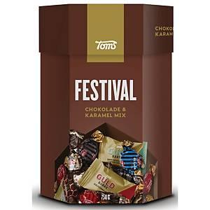 Chokolade Toms Festival Mix, 750 g