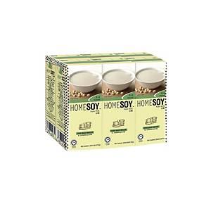 Homesoy Original Soy Milk 236ml - Pack of 6