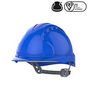 JSP Evo 2 S/Helmet W/Slip Ratchet Blu