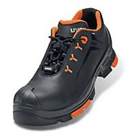 UVEX 65022 S/SHOES S3 44 BLK/ORGE