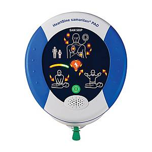 Defibrillatore HeartSine AEDs Samaritan PAD 500P, lingua francese