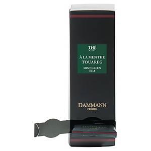 Thé vert à la menthe touareg Dammann - 24 sachets cristal