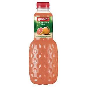 Jus de pamplemousse Granini 1 L - carton de 6 bouteilles