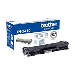 Tóner láser Brother TN-2410  - negro