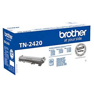 Toner Brother Tn-2420, 3 000 Pages, Noir