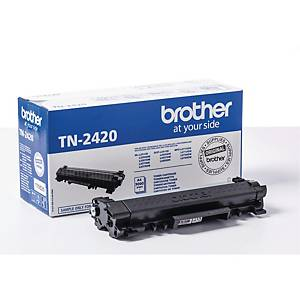 Lasertoner Brother TN2420, 3 000 sider, sort