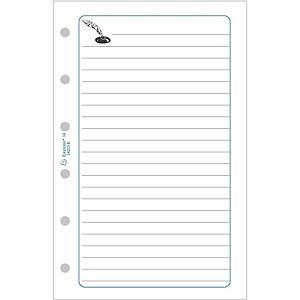 Exatime 21 recharge pour organiseur notes