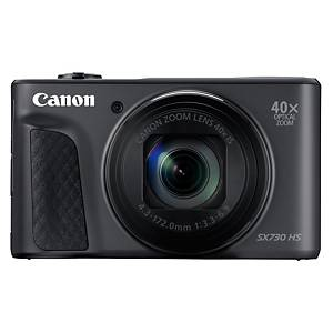 Canon Powershot SX730HD digitaalikamera musta