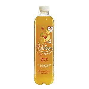 Rubicon Spring Orange & Mango 500ml - Pack of 12