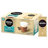 Nescafe Gold Latte Sachets - Box of 40