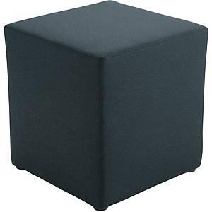 Bip Bop reception pouf 40 x 40 cm grey