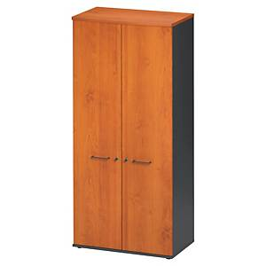 Armoire Gautier Office Jazz+ - 183 x 80 cm - aulne