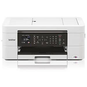 Imprimante mono laser BROTHER MFC-J497DW  4-en-1, Belux