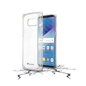 Mobilskal Cellularline Samsung Galaxy S8, transparent