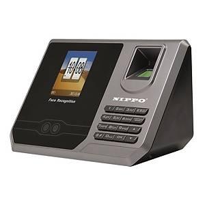 NIPPO TA-395 面容辨識考勤管理系統