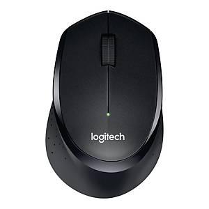 Mysz bezprzewodowa LOGITECH B330 Silent Plus, czarna