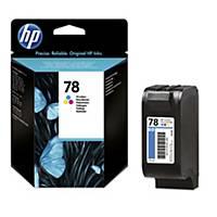 HP C6578D TinteNPATRONE 78 (19ML)3FBG für HP Deskjet 6122