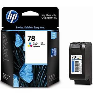 HP C6578D inkjet cartridge nr.78 colour [560 pages]