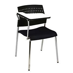 APEX เก้าอี้เลคเชอร์ รุ่น AVC-616 สีดำ