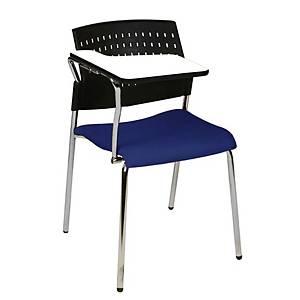 APEX เก้าอี้เลคเชอร์ AVC-616 สีดำ/น้ำเงิน
