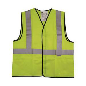 3M SV-8906 HI-VIS SAFETY VEST YELLOW