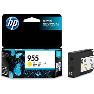 HP 955XL L0S69AA ORIGINAL LASER CARTRIDGE YELLOW