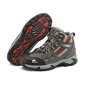 NEPA GT-36N SAFETY SHOES 40.5 GREY