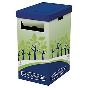 Conteneur de tri Fellowes Bankers Box - 69 L