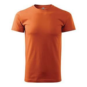 Koszulka MALFINI Basic 129, Rozmiar L, pomarańczowa