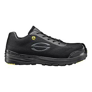 SIR 25026 FACTOR S/SHOES S1P SRC 46 BLK