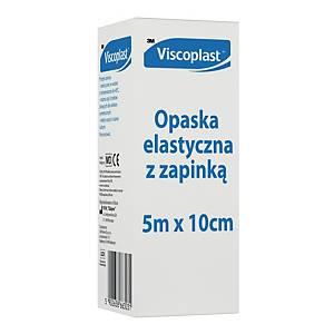 Opaski elastyczne z Zapinką Viscoplast 5 m x 10 cm