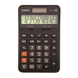 CASIO AX-12B DESKTOP CALCULATORULATOR BLACK